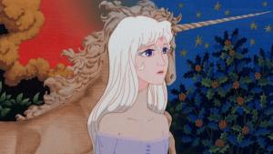 L'Ultimo Unicorno, dualità femminile