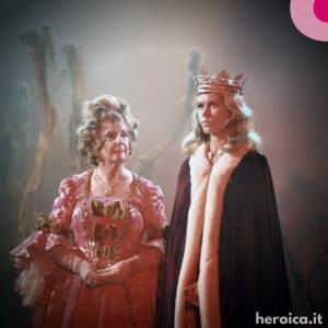 Samantha e la regina delle streghe.