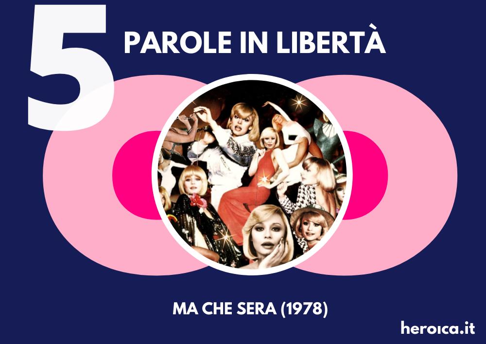 """Raffaella Carrà, Liberazione Sessuale: """"Tanti Auguri"""" a """"Ma che sera"""" (1978)"""
