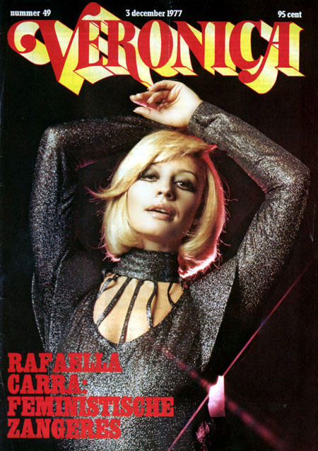 Raffaella Carrà, cantante femminista.