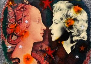 Simonetta e Marilyn: icone a confronto